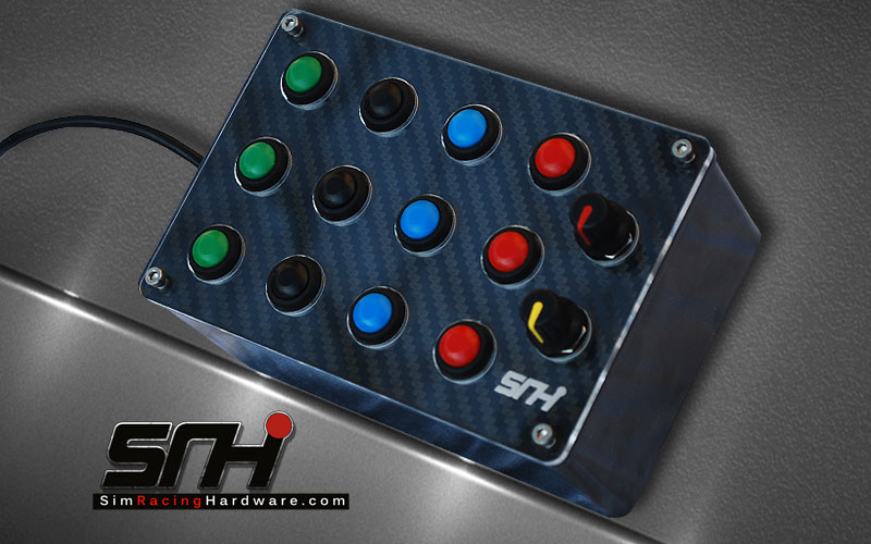 SBB2 Button Box