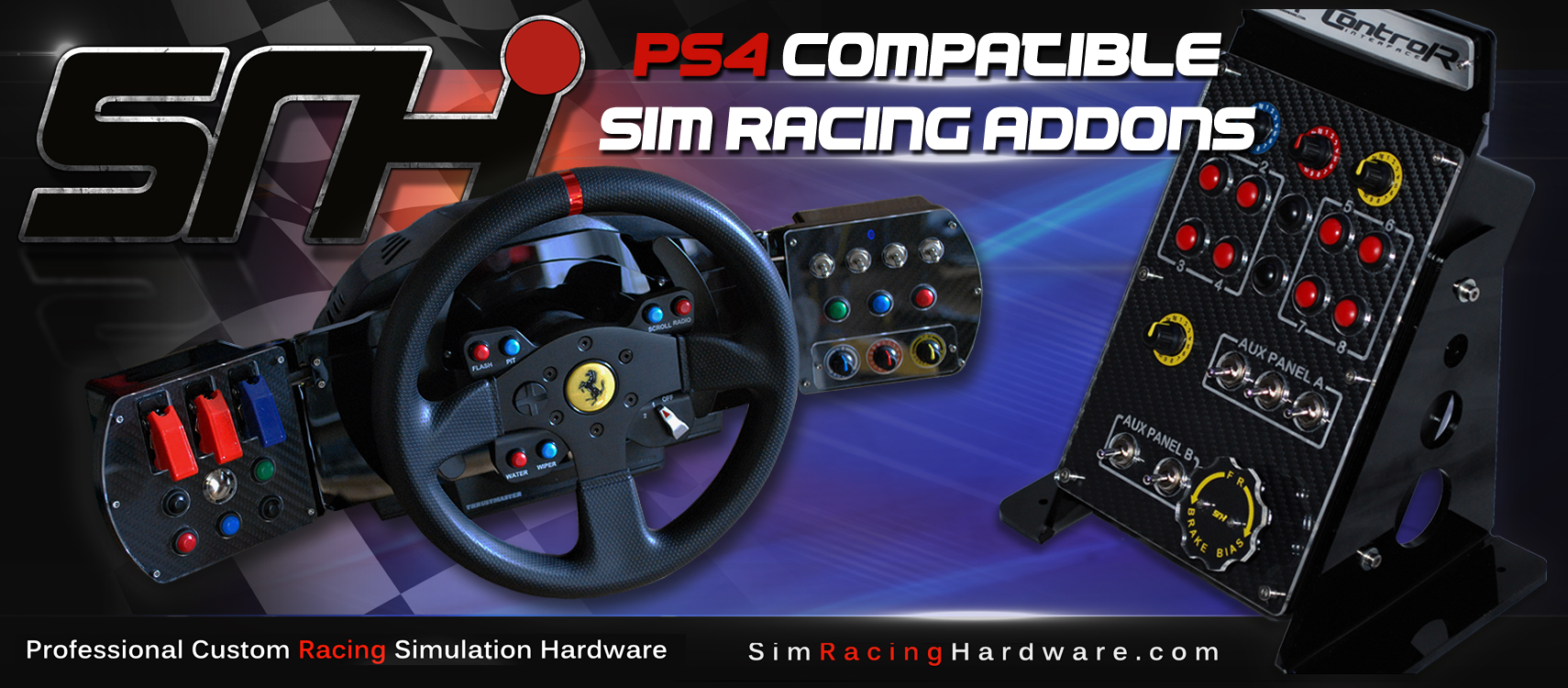 1262713f6fe Sim Racing Hardware design and manufacture cutting edge, high-end  simulation equipment for both Corporate Clients and private enthusiasts.