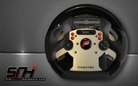 Fanatec CSR / CSR-Elite SLI-Pro Wheel Plate (Kit)