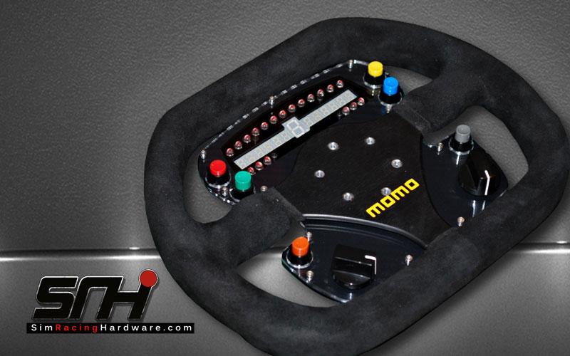 Custom Wheel Plates - Sim Racing HardwareSim Racing Hardware