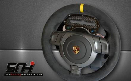 Fanatec GT2 / GT3 SLI-Pro Wheel Plate (Kit)