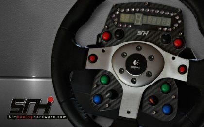 Logitech G25 Pro-Race Wheel Plate