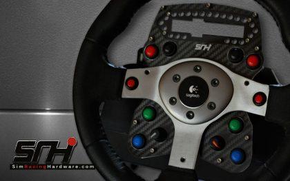 Logitech G25 Pro-Race Wheel Plate (Kit)