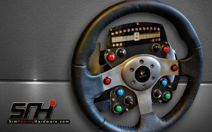 Logitech G25 SLI-Pro Wheel Plate