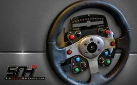 Logitech G25 SLI-Pro Wheel Plate (kit)