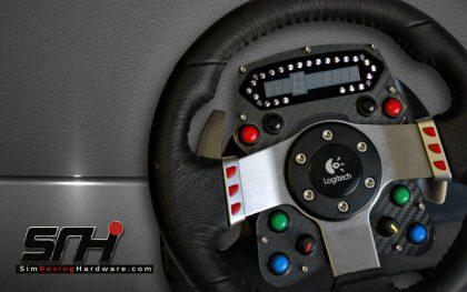 Logitech G27 Pro-Race Wheel Plate