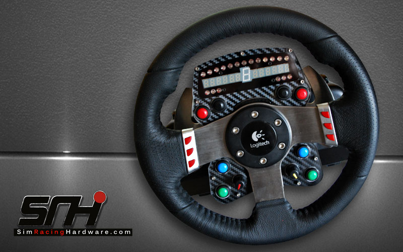 Logitech G27 SLI-Pro Wheel Plate