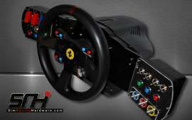 Thrustmaster T500 Dashboard PlayStation 4 Edition