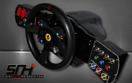 thrustmaster t500rs dashboard sim racing hardwaresim. Black Bedroom Furniture Sets. Home Design Ideas