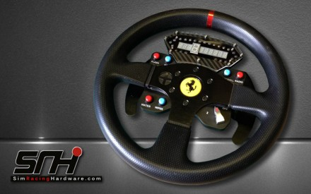Thrustmaster GTE Pro-Race Wheel Plate