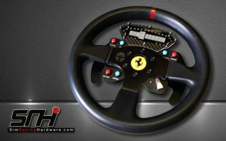 Thrustmaster GTE Pro-Race Wheel Plate