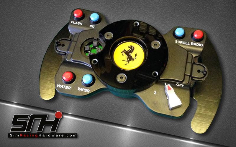 Thrustmaster GTE Wheel Adapter