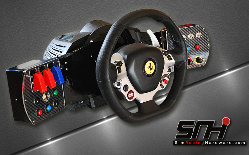 thrustmaster tx dashboard sim racing hardwaresim racing. Black Bedroom Furniture Sets. Home Design Ideas