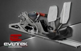 Evotek 027 Pro Formula Pedals