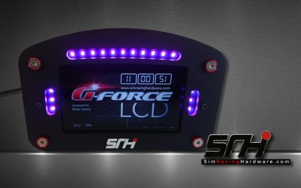 G-Force LCD Pro