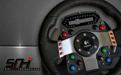 Logitech G27 Pro-Race Wheel Plate (Kit)