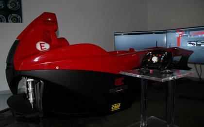 Evotek E27 Simulator